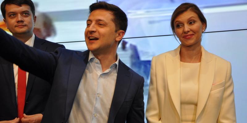 Президент Чехії привітав Зеленського та вважає, що українці хочуть менше націоналістичних гасел
