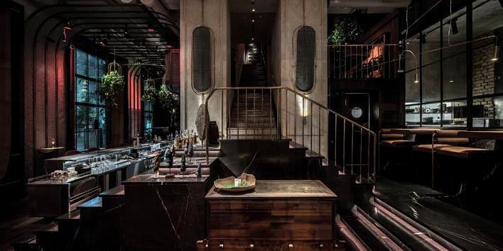 Київський ресторан потрапив до фіналу міжнародного конкурсу дизайну інтер'єрів IIDA (фото)