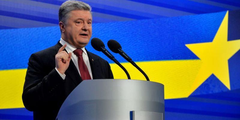 Закон про мову: Порошенко звернувся до російськомовних (відео)