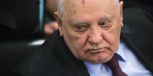 У Москві госпіталізували Горбачова