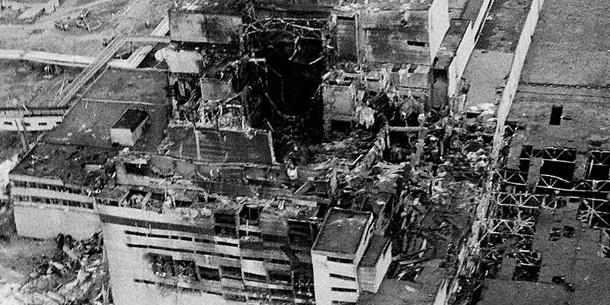 Сьогодні 33-тя річниця Чорнобильської катастрофи