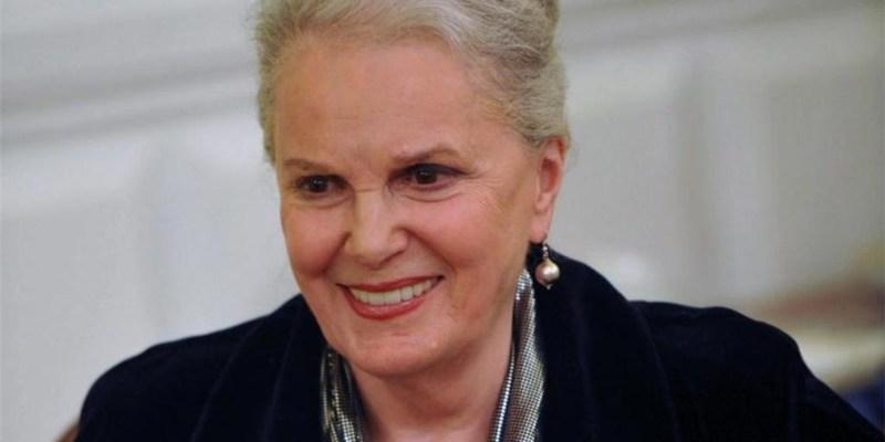Померла Еліна Бистрицька
