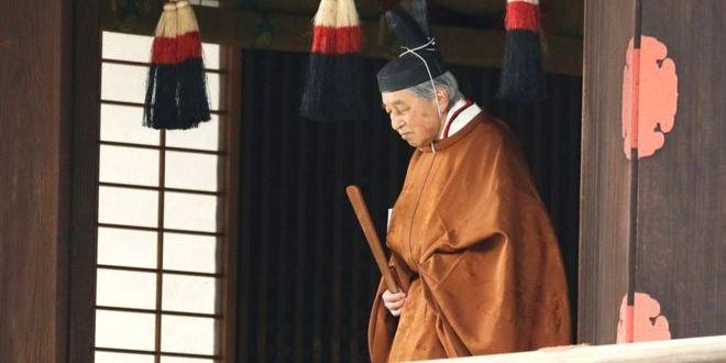 Імператор Японії вперше за 200 років зрікається престолу
