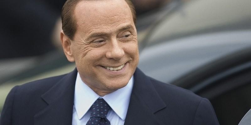 В Італії госпіталізували Берлусконі