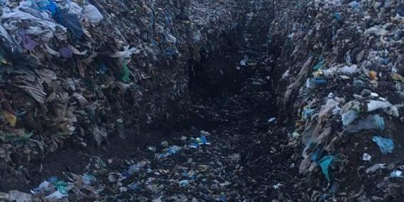 На Миколаївщині дев'ятирічний хлопчик загинув під завалами сміття