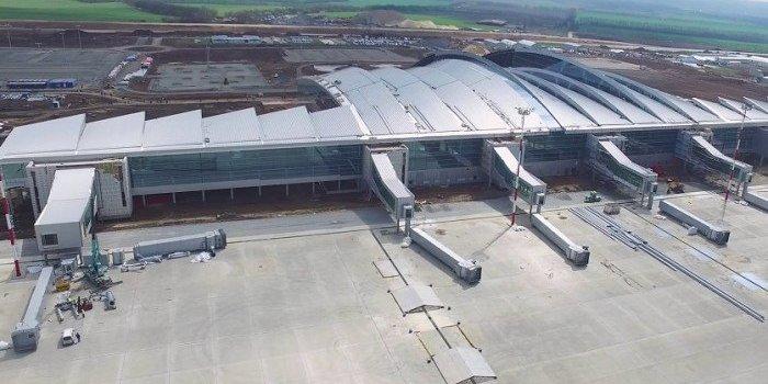 Між Дніпром і Запоріжжям розпочалось будівництво аеропорту