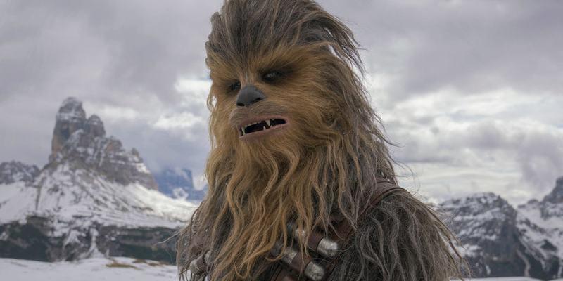 Помер актор, який зіграв Чубакку в «Зоряних війнах»