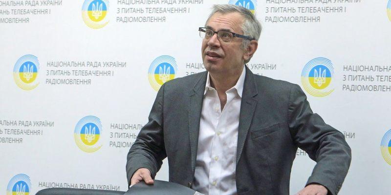 Голова Нацради з ТБ подав у відставку