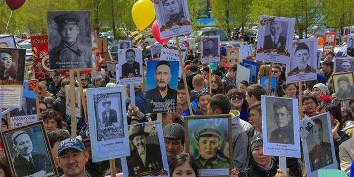 У Казахстані відмовилися від проведення акції «Безсмертний полк»