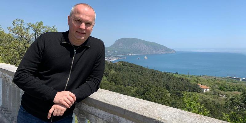 Шуфрич похвалився поїздкою до Криму на травневі свята