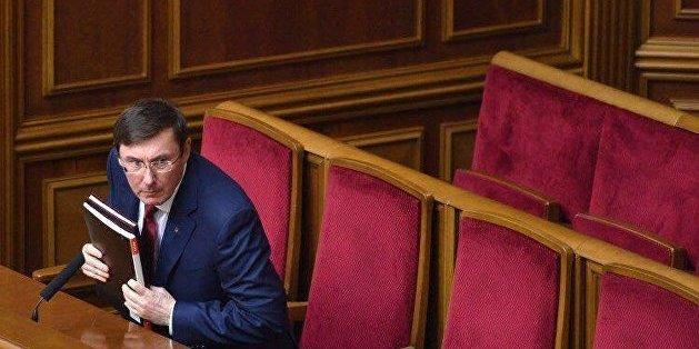 Луценко не хоче у відставку і не бачить для цього підстав