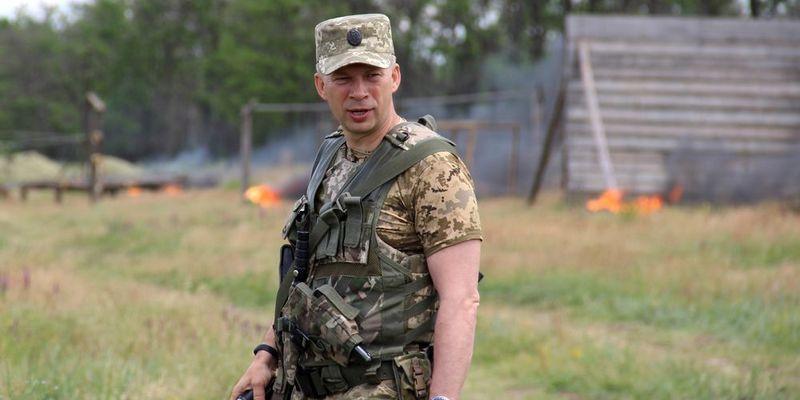 Стало відомо, хто буде новим командувачем ООС на Донбасі