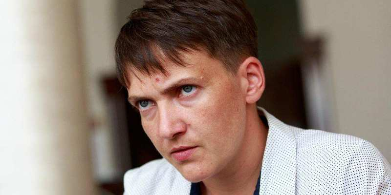 Савченко хоче в команду Зеленського