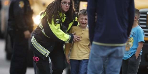 Стрілянина в школі: є загиблий та поранені