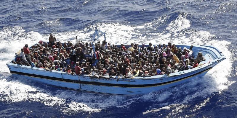 Біженці із Африки потонули в Середземному морі
