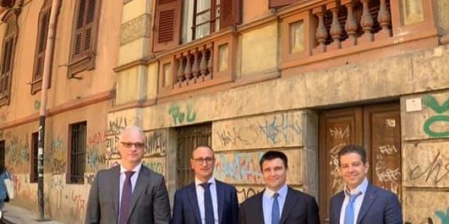 Україна відкрила почесне консульство на Сардинії