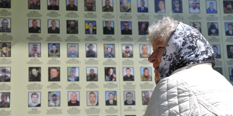 Матері загиблих солдатів звернулися до Зеленського
