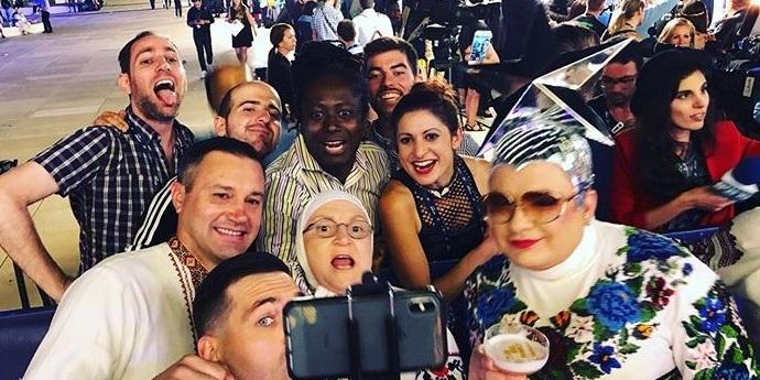 У Тель-Авіві відбулося відкриття Євробачення-2019 (фото)