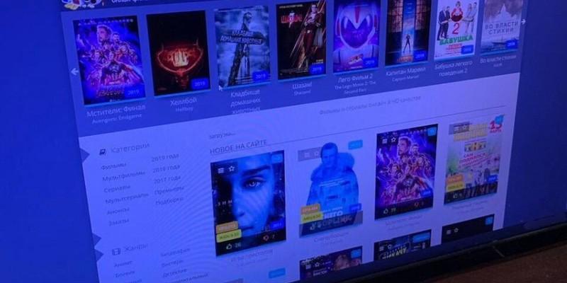 В Україні вперше судитимуть за піратські зйомки в кінотеатрах
