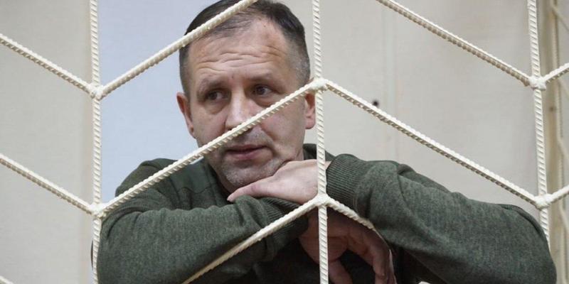 Росія хоче відібрати українське громадянство у політв'язня Балуха