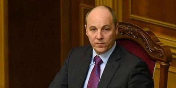 Парубій пригрозив гнівом українців за спроби ревізії «мовного» закону