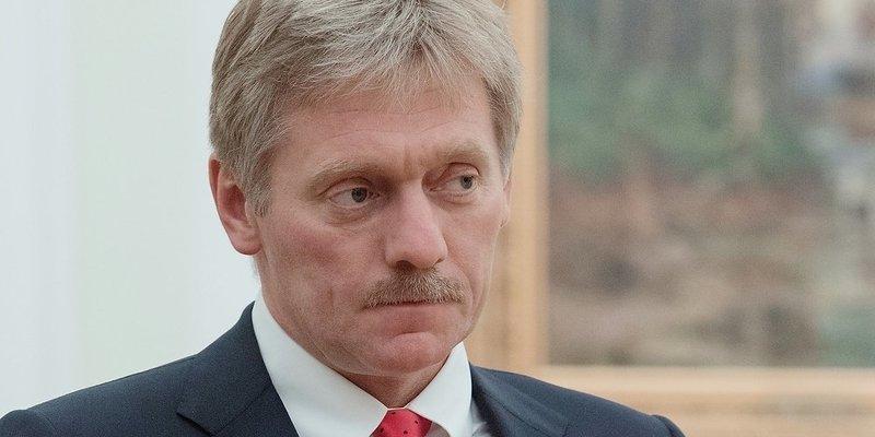 У Кремлі кажуть, що не отримували запрошення на інавгурацію Зеленського