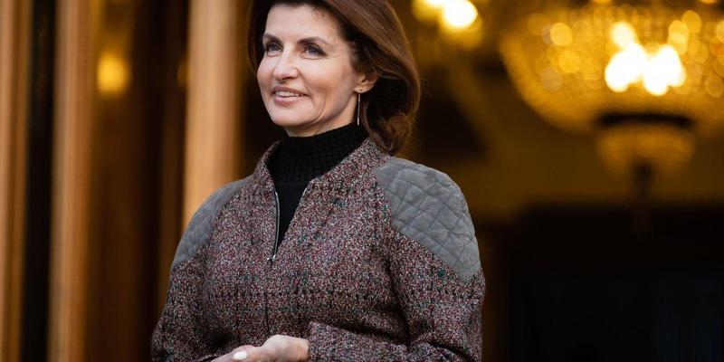 Марина Порошенко дала поради майбутній першій леді Зеленській