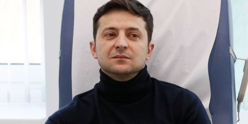 Володимир Зеленський буде ініціювати розпуск Верховної Ради