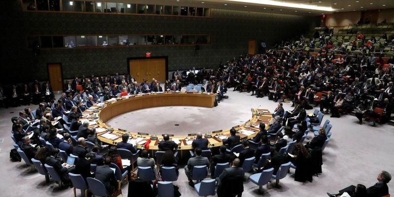 """Радбез ООН збереться сьогодні з приводу """"мовного закону"""""""