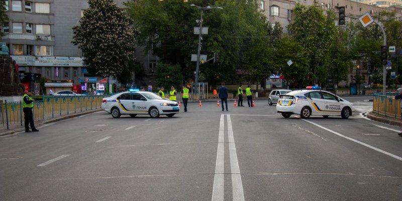Ранок дня інавгурації: що зараз відбувається під будівлею Ради, в Маріїнському парку та урядовому кварталі (фото, відео)