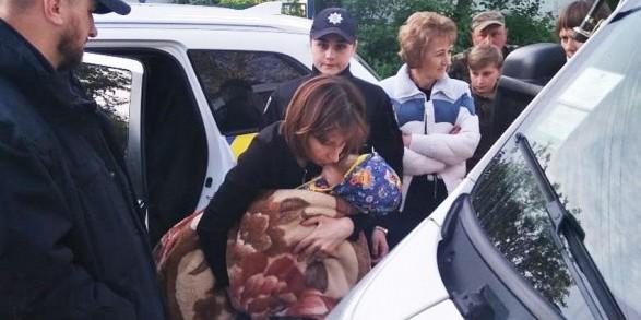 На Чернігівщині 3-річний малюк загубився та всю ніч блукав у полі