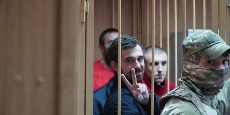 Морський трибунал оголосить рішення щодо полонених українських моряків 25 травня