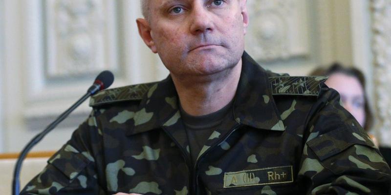 Полторак прокоментував призначення нового начальника Генштабу