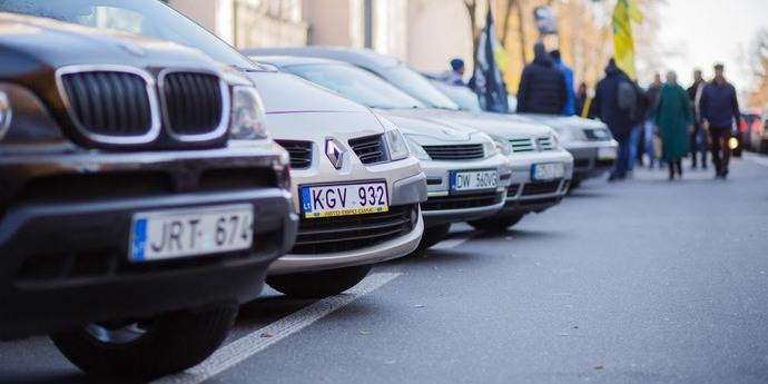 Власникам «євроблях» дали ще 90 днів на оформлення: у ДФС розповіли про нові штрафи