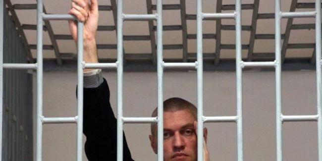 Політв'язень Клих оголосив голодування