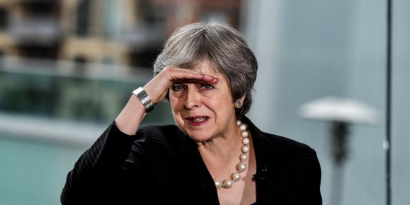 Тереза Мей оголосила про відставку