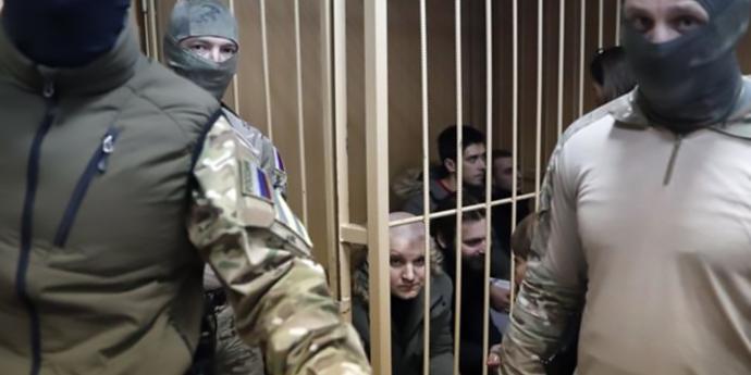 В РФ не збираються виконувати вимогу Трибуналу про звільнення українських моряків