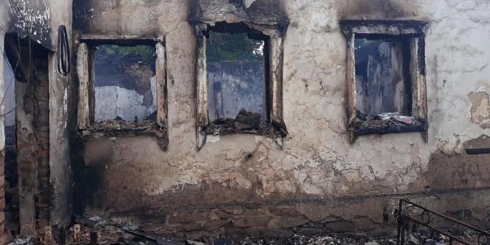 Бойовики обстріляли житлові будинки Верхньоторецького – СЦКК