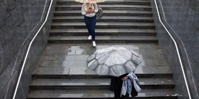 Сьогодні в Україні пройдуть дощі