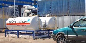 Ціни на автогаз в Україні зросли через обмеження Казахстану