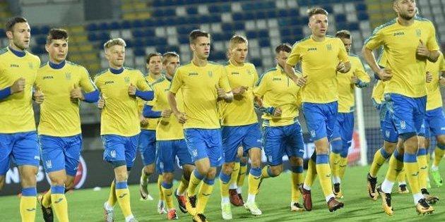 Збірна України вийшла до плей-офф ЧС-2019 з футболу