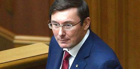 Зеленський не вноситиме подання про звільнення Луценка — Разумков