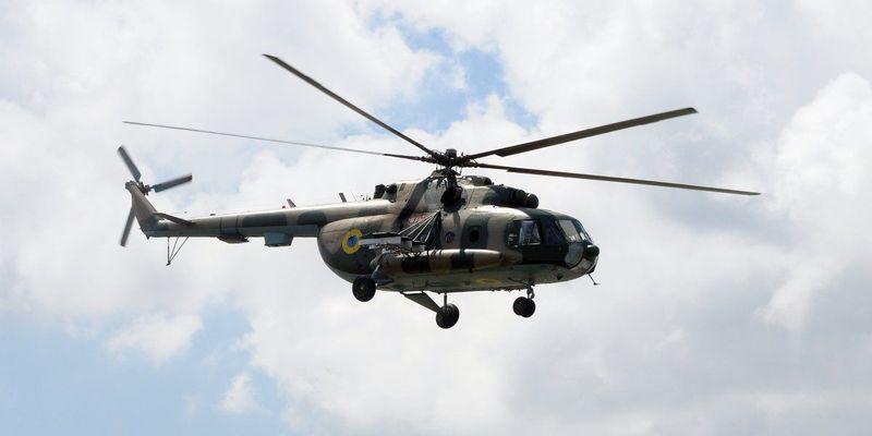 В Україні під час аварії вертольота загинули четверо військових