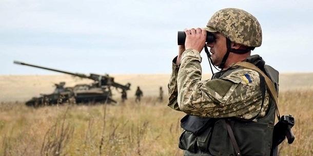 ООС: Бойовики били з артилерії, БМП і мінометів, без втрат