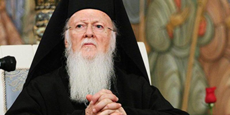Московський патріархат шкодить Україні, – Вселенський патріарх Варфоломій