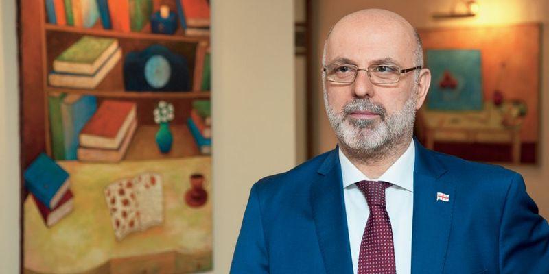 Екс-посол Грузії звернувся до Зеленського з проханням про надання українського громадянства