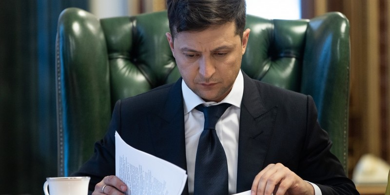 Зеленський створив делегацію в Трибуналі ООН у справі про морську агресію РФ