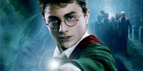 Роулінг випустить нові книги по всесвіту Гаррі Поттера