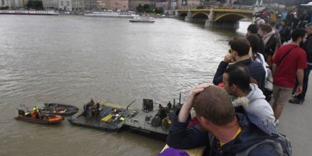 Аварія теплохода в Будапешті:  українського капітана заарештували