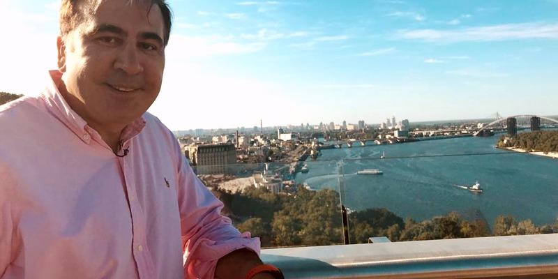 «Яценюк такий хитрий»: Саакашвілі розповів, чому не ображається на Авакова